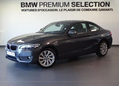 Achat BMW Série 2 218iA 136ch Lounge Occasion