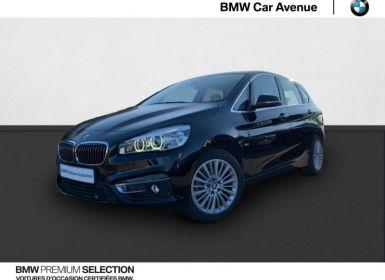 BMW Série 2 218iA 136ch Luxury Occasion