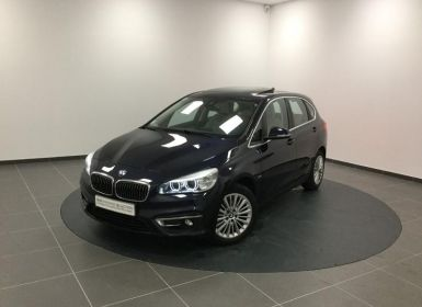 Vente BMW Série 2 218iA 136ch Luxury Occasion