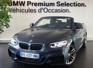 Vente BMW Série 2 218iA 136ch M Sport Occasion