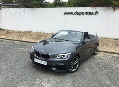 Achat BMW Série 2 218iA 136ch M Sport Euro6d-T Occasion