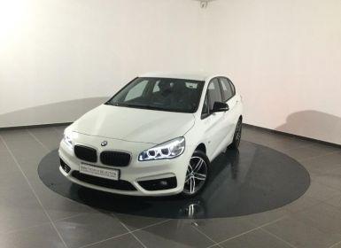 Vente BMW Série 2 218iA 136ch Sport Occasion