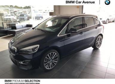 Vente BMW Série 2 218iA 140ch Luxury DKG7 Neuf