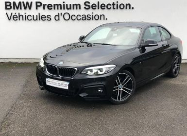 Vente BMW Série 2 220dA 190ch M Sport Occasion