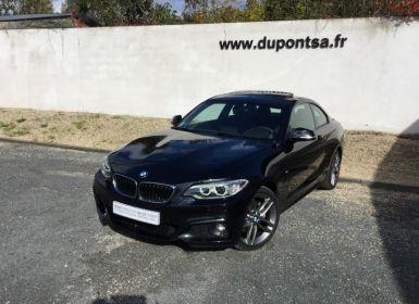 Vente BMW Série 2 220dA xDrive 190ch M Sport Occasion