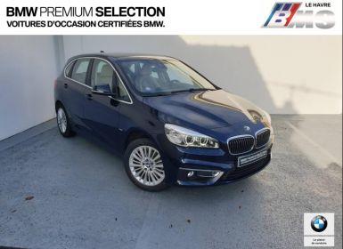 Achat BMW Série 2 220i 192ch Luxury Occasion