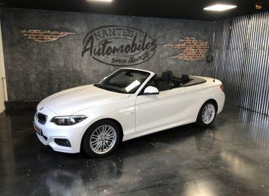 BMW Série 2 220i pack M