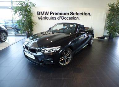 Vente BMW Série 2 220iA 184ch M Sport Occasion