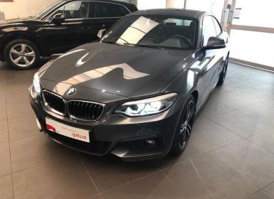 Achat BMW Série 2 220iA 184ch M Sport Euro6d-T Occasion