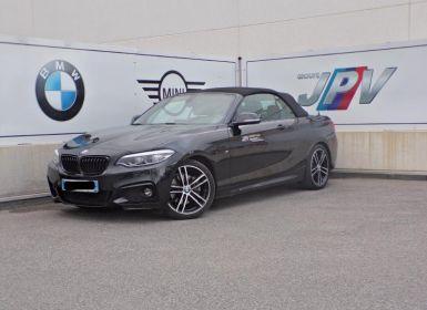 BMW Série 2 220iA 184ch M Sport Euro6d-T