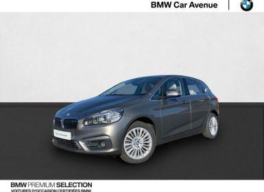 Achat BMW Série 2 220iA 192ch Luxury Occasion