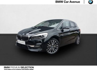 Vente BMW Série 2 220iA 192ch Luxury DKG7 Occasion