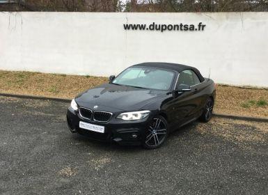 BMW Série 2 230iA 252ch M Sport Occasion