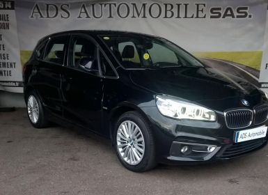Vente BMW Série 2 Active Tourer SERIE F45 214D 95 CH Luxury Occasion