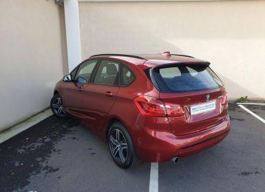 Voiture BMW Série 2 ActiveTourer 216d 116ch Sport Occasion
