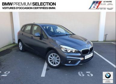 Vente BMW Série 2 ActiveTourer 218d 150ch Lounge Occasion