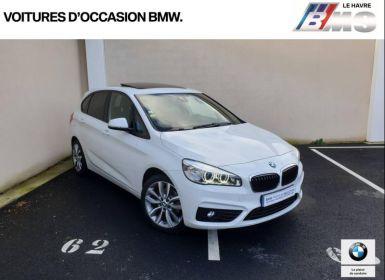 Acheter BMW Série 2 ActiveTourer 218d 150ch Sport Occasion