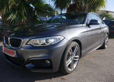 Vente BMW Série 2 (F22) 220DA 190CH M SPORT Occasion