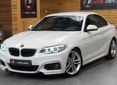 Vente BMW Série 2 (F22) COUPE 218D 150 M SPORT Occasion