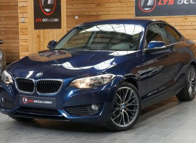 BMW Série 2 (F22) COUPE 218D 150 SPORT BVA8 Occasion
