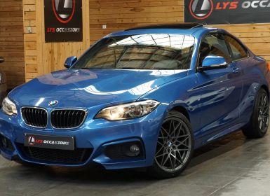 Vente BMW Série 2 (F22) COUPE 218I 136 M SPORT Occasion