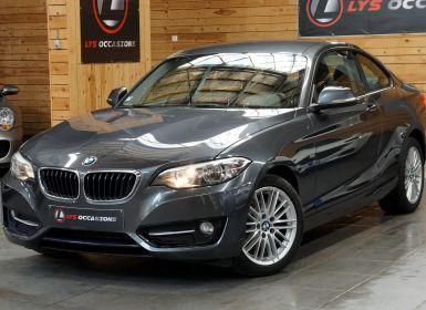 Vente BMW Série 2 (F22) COUPE 220D 163 CH SPORT Occasion