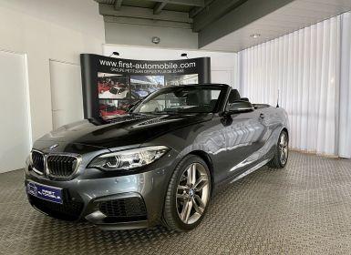 Vente BMW Série 2 (F23) 218IA 136CH M SPORT EURO6D-T Occasion