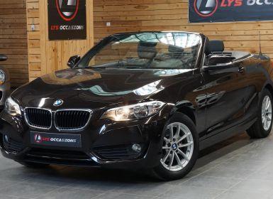 BMW Série 2 (F23) CABRIOLET 218I 136 LUXURY Occasion