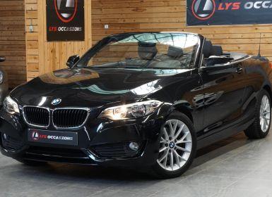 Vente BMW Série 2 (F23) CABRIOLET 220D 163 LUXURY Occasion