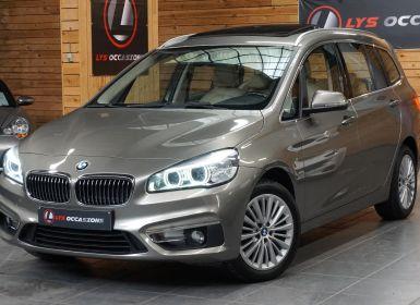 Vente BMW Série 2 (F46) GRAN TOURER 218D LUXURY Occasion