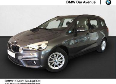 Vente BMW Série 2 Gran Tourer 216d 116ch Lounge Occasion