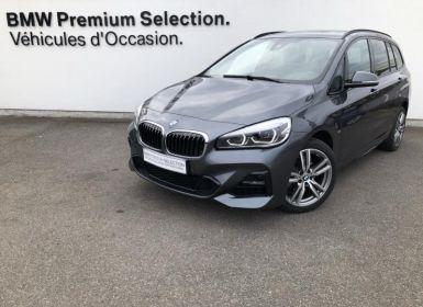 Vente BMW Série 2 Gran Tourer 216d 116ch M Sport Occasion