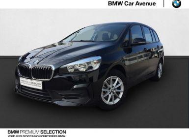 Vente BMW Série 2 Gran Tourer 216d 116ch Premiere Occasion
