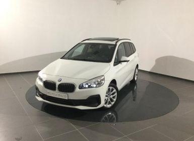 Achat BMW Série 2 Gran Tourer 216dA 116ch Lounge DKG7 Occasion