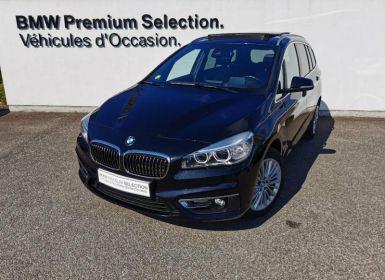 Vente BMW Série 2 Gran Tourer 216dA 116ch Luxury Occasion