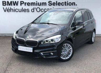 Achat BMW Série 2 Gran Tourer 216dA 116ch Luxury Occasion