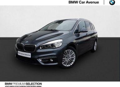 Vente BMW Série 2 Gran Tourer 216dA 116ch Luxury DKG7 Occasion