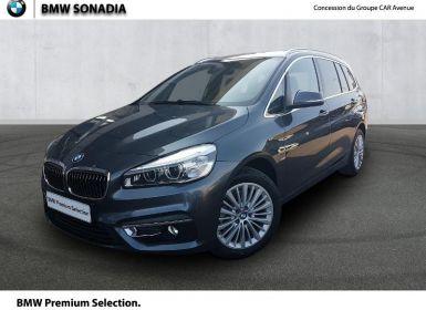 Achat BMW Série 2 Gran Tourer 216dA 116ch Luxury DKG7 Occasion