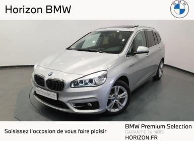 Vente BMW Série 2 Gran Tourer 218dA 150ch Luxury Occasion