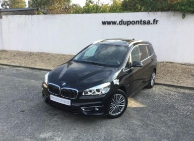 Vente BMW Série 2 Gran Tourer 218iA 136ch Luxury Occasion