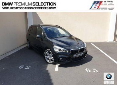 Achat BMW Série 2 Gran Tourer 220d 190ch M Sport Occasion