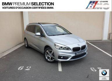 Achat BMW Série 2 Gran Tourer 220iA 192ch Luxury Occasion