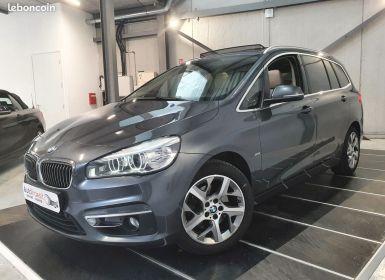 Vente BMW Série 2 Gran Tourer Serie 218D LUXURY FULL OPTIONS / TO / CAMERA / FULL LED / HARMAN KARDON / HUD / 7 PLACES Occasion