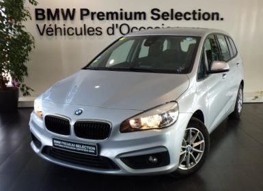 Voiture BMW Série 2 Gran Tourer Serie 218dA 150ch Business Occasion