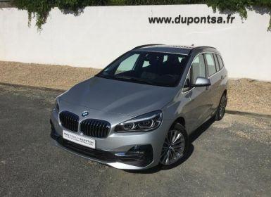 Voiture BMW Série 2 Gran Tourer Serie 218dA 150ch Luxury Occasion