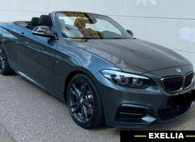 Vente BMW Série 2 M240i xDrive Cabrio  Occasion