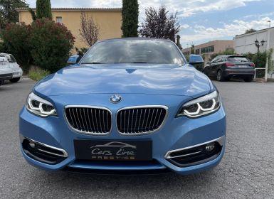 BMW Série 2 SERIE 2 /225d LUXURY Occasion