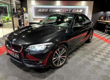 Vente BMW Série 2 Serie 218 218dA Occasion
