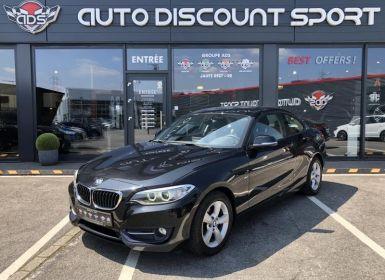 Vente BMW Série 2 Serie 218 d Occasion