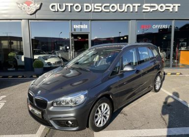Vente BMW Série 2 Serie 218 Gran Tourer Business 150 CV Occasion